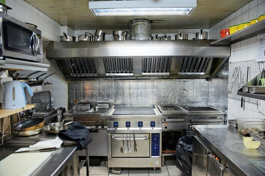 Commercial Vent Hood Installation Ingersoll S Refrigeration Air Conditioning Heating Inc